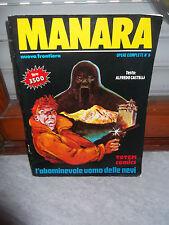 """MANARA """"L'ABOMINEVOLE UOMO DELLE NEVI"""" OPERE COMPLETE N. 6 1993"""