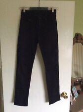 """Levis Womens Black Bold Curve Jeans Size 29"""""""
