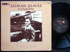 AHMAD JAMAL Tranquility LP IMPULSE AS-9238 US 1973 JAZZ