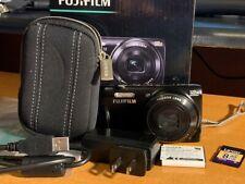 Fujifilm FinePix T Series T500 16.0MP Digital Camera - Box + Case + Memory Card