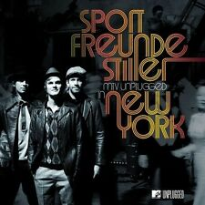 SPORTFREUNDE STILLER MTV UNPLUGGED IN NEW YORK 2CD  NEU