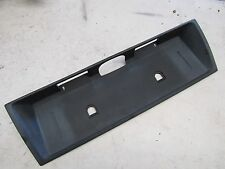 BMW E30 318i 325i Licence Plate Surround Genuine OEM 1961241