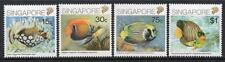 SINGAPORE MNH 1989  SG602-5 Fishes