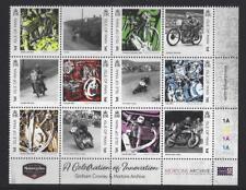 Isla de Man 2018 Motocicletas Nuevo sin Montar Set de 12