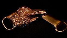 Bird's head cloak clasp - F-15