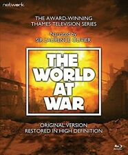 The World at War Blu Ray 8 Discs 5027626806743 Full Screen 2016 Release