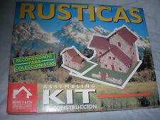 Rusticas  kit in mattoni 1/100 Domus