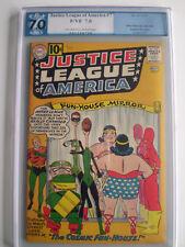 Justice League of America #7 (Nov  1961, DC) PGX 7.0 // Graded like //CGC//CBCS