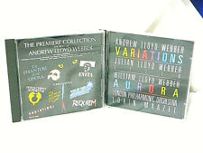 Andrew Lloyd Webber 2 CD Philips Premiere Collection Aurora Variations CD4
