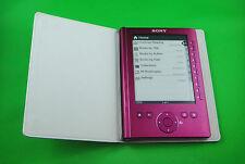 Sony Digital Book Reader Rose Pocket Limited Edition PRS-300 Reader