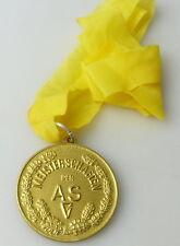Medaille : Meisterschaften der ASG Sieger / r378