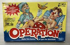 Boxed Operation Board Game in Full Working Order - Hasbro 2013 - Great Condition