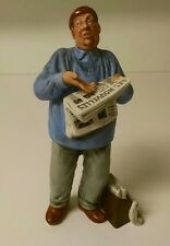 Royal Doulton The Parisian - Retired French Newspaper Seller- Vintage - Stunning