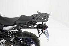 HEPCO & BECKER Gepäckbrückenverbreiterung anthrazit Yamaha MT 09 Tracer ABS