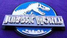 JURASSIC WORLD 3D ART sign new 3-D Raptor TRex T-Rex Dinosaur fossil  skull