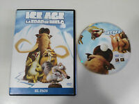 ICE AGE LA EDAD DE HIELO DVD SLIM + EXTRAS CASTELLANO ENGLISH