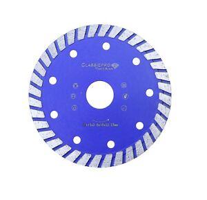 Classicpro Porcelain Tile Diamond Dry Cutting blade/Disc wheel 115mm Stone UK