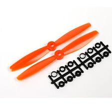 Gemfan 6 X 4 6040 Bullnose Propellers Orange (5 pairs CW/CCW)