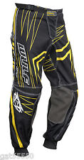 New Wulfsport Yellow (Sz 36) Motocross Enduro Pants Trousers Dr Drz Rm Rmz Crf
