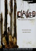 CLAWED: THE LEGEND OF SASQUATCH [DVD]