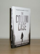 Ferdinand von Schirach - The Collini Case - Proof/ARC