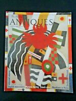 The Magazine Antique Jan 2003 Shelburne Museum French Silver Marsden Hartley Art