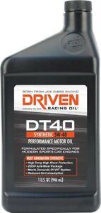 Driven DT 5W-40 Synthetic 946mL JGR02406 fits Ferrari 365 GTB/4 Daytona 4.4 (...