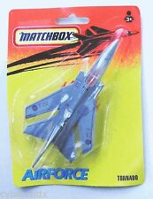 "1994 Matchbox AIR FORCE Series Panavia Tornado 5"" Diecast Jet Airplane NEW Mini"