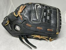 "NIKE Black DIAMOND READY Baseball GLOVE SDR1200 12"" RHT DRI-FIT Energy Arrest"