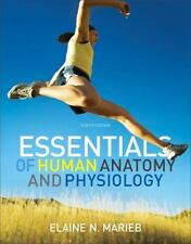 Essentials of Human Anatomy and Physiology by Elaine N. Marieb (2010, Paperback…