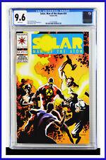 Solar Man Of The Atom #24 CGC Graded 9.6 Valiant August 1993 Comic Book
