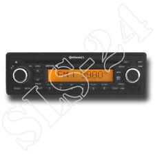 Continental CD7416U-OR Radio CD MP3 USB AUX-IN 12V KFZ RDS Tuner Autoradio orang