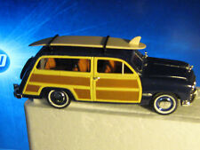 National Motor Museum Mint Ford 1949 Woody Surf Board-Free Shipping