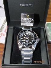 Seiko Diver Scuba Prospex SBCZ025 Kinetic MADE IN JAPAN Ver. (NEW 100%) SKA371