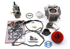 """Kawasaki KLX 110 165cc Bore Kit and 28mm Carb Kit KLX DRZ KLX110 """"L"""" Trail Bikes"""