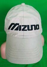 Mizuno Impermalite Tan Adjustable Hat Golf Running Baseball Cap Hiking