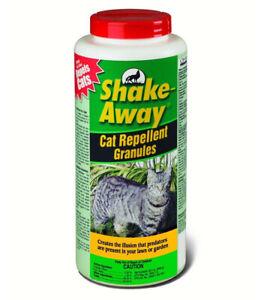 28.5oz Shake Away Coyote Fox Urine Granules - Domestic Cat Repellant Pellets