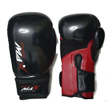 Boxing Gloves Senoir Punching Bag Mitts MMA Muay thai Training Sparring 10 oz