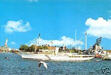 """AK, Kopenhagen, Kongeskibet """"Danneborg"""", Kopenhagen, Dänemark, um 2000"""