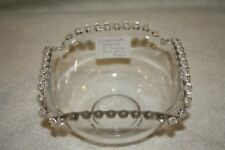 """Candlewick Crystal 400/53S 5"""" Square Round Bowl"""