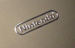 Nintendo Label / Aufkleber / Sticker / Badge / Logo 30mm x 7mm [0173]