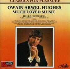 Halle Orchestra, Owain Arwel Hughes - Much Loved Music (CD) Arnold, Verdi + VG