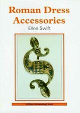 Roman Dress Accessories Jewelry Rings Earrings Brooch Pin Belt Clothes Workshops