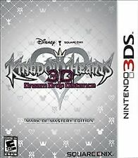 Kingdom Hearts 3D: Mark of Mastery Edition (3DS) - BRAND NEW, FACTORY SEALED