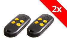2 Handsender MT87A3-4 4-Befehl für Weller Roma Certo 868,5 Mhz MT87A3 MT87A1