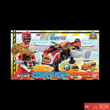 Bandai Power Rangers Ressha Sentai ToQger DAIKAITEN CANNON Rotation Hyper Train
