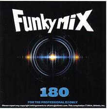 Funkymix 180 LP Pharrell Williams Aloe Blacc T-Pain Trey Songz Sage The Gemini