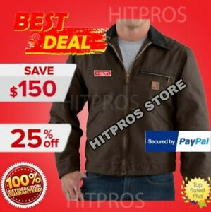 HILTI CARHARTT COTTON JACKET (SIZE L), BRAND NEW, ORIGINAL, QUICK SHIPPING