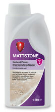 LTP Mattstone Sealer / Stainstop 1 Litre Natural Stone Granite Travertine Marble