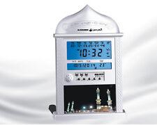 Al Harameen Azan Clock Islamic Prayer Clock Muslim Clocks #4004